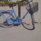 Biciclette al mare/Bicycles by the sea