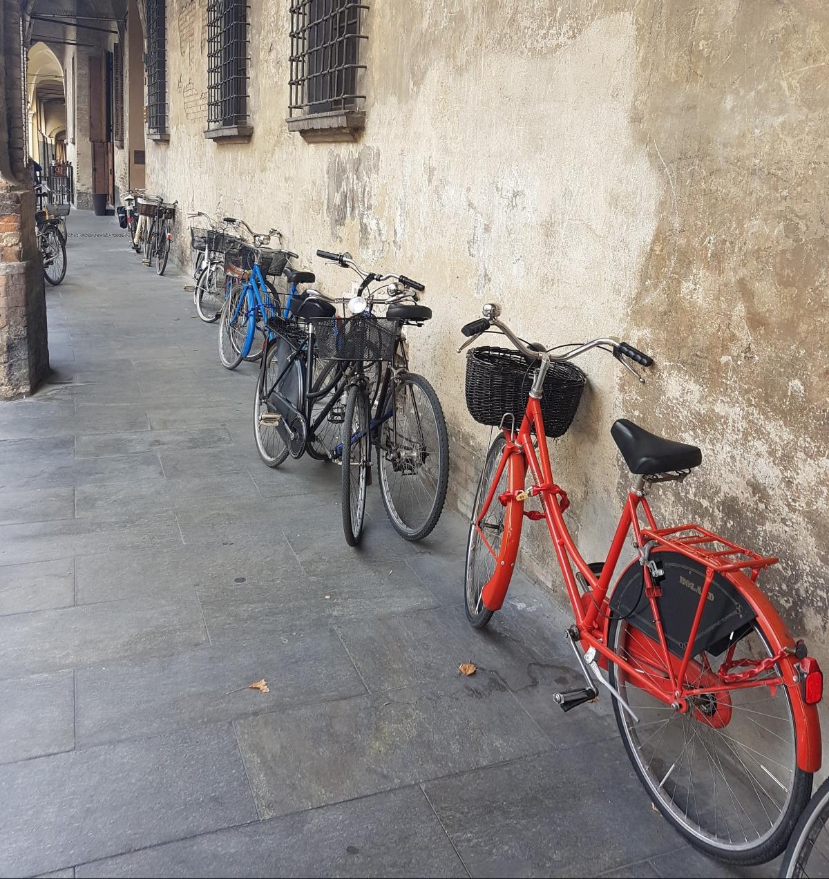 bici portici